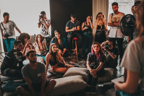 Workshops für Kulturschaffende 2021